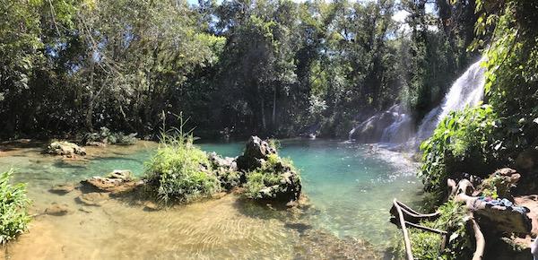 Trinidad Waterfalls