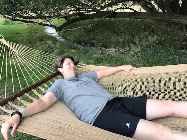 Chico Springs Relaxing Hammock