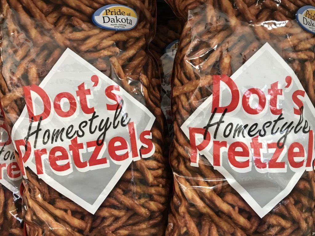 Dots Pretzels from Dakota