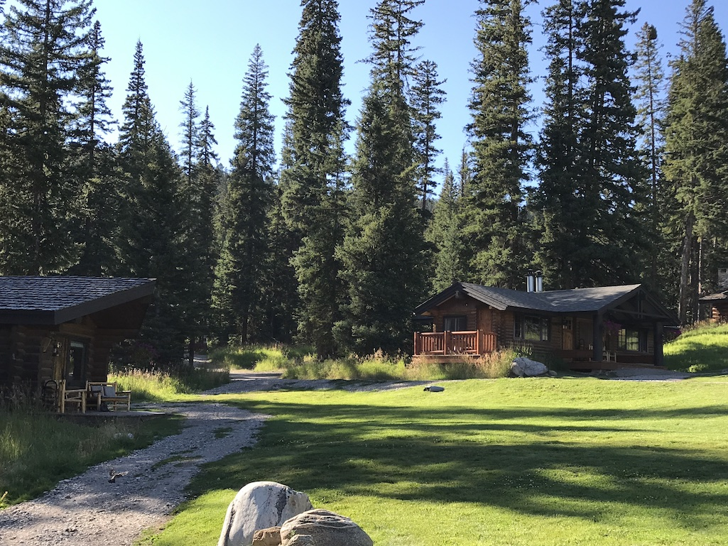 Lone Mountain Ranch Cabins