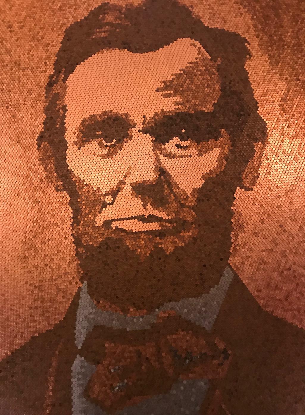 Art Prize Winner Grand Rapids Abraham Lincoln
