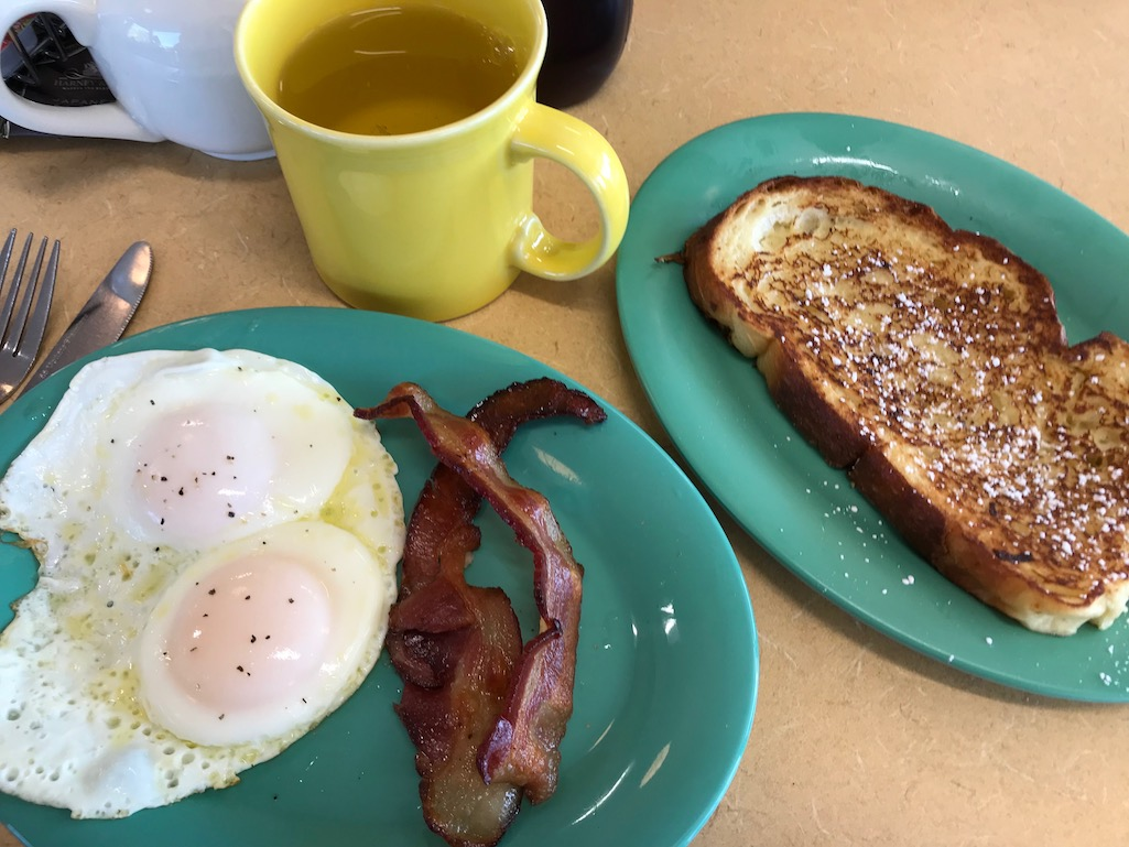 reakfast at Real Food Cafe Grand Rapids Food Travelist