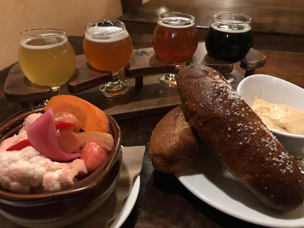 Brewery Vivant Grand Rapids Food Travelist