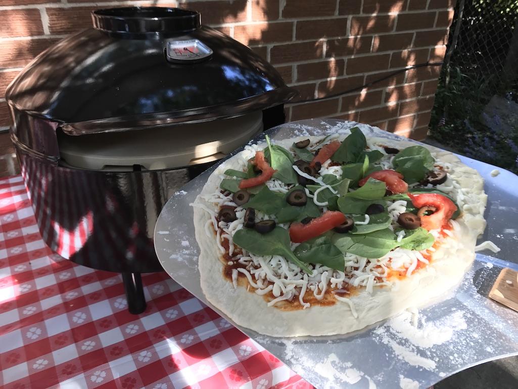 Making Pizza in the Pizzeria Pronto