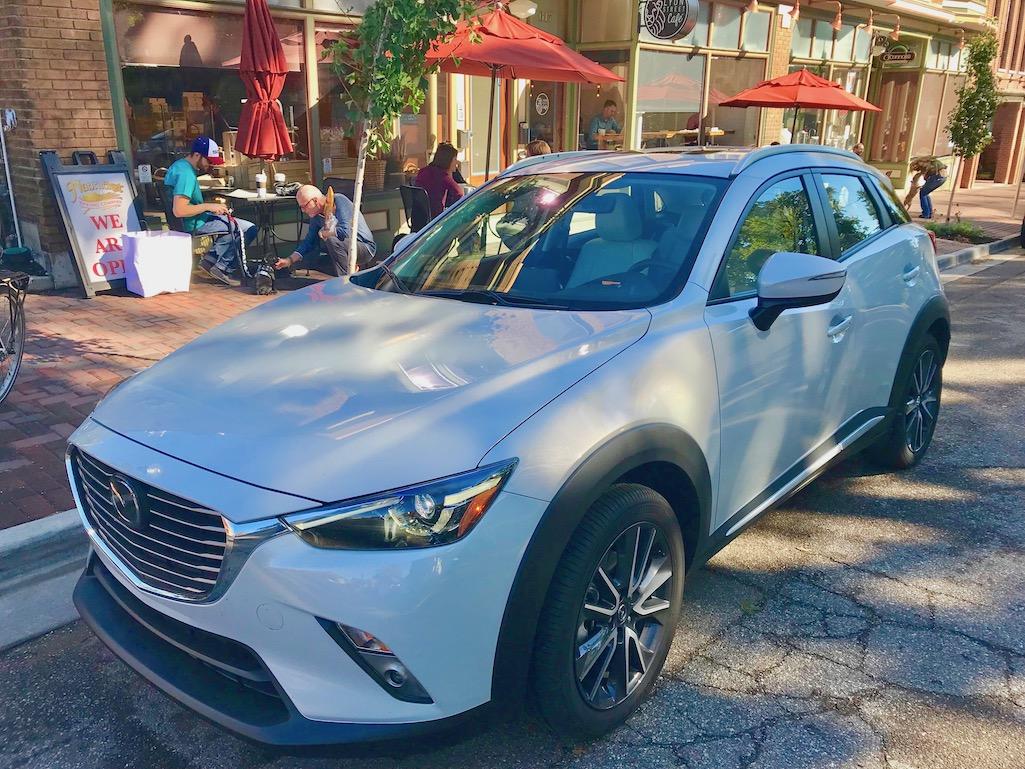 Mazda CX3 In Grand Rapids