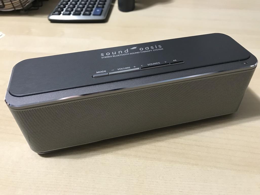 Sound Oasis Bluetooth Speaker