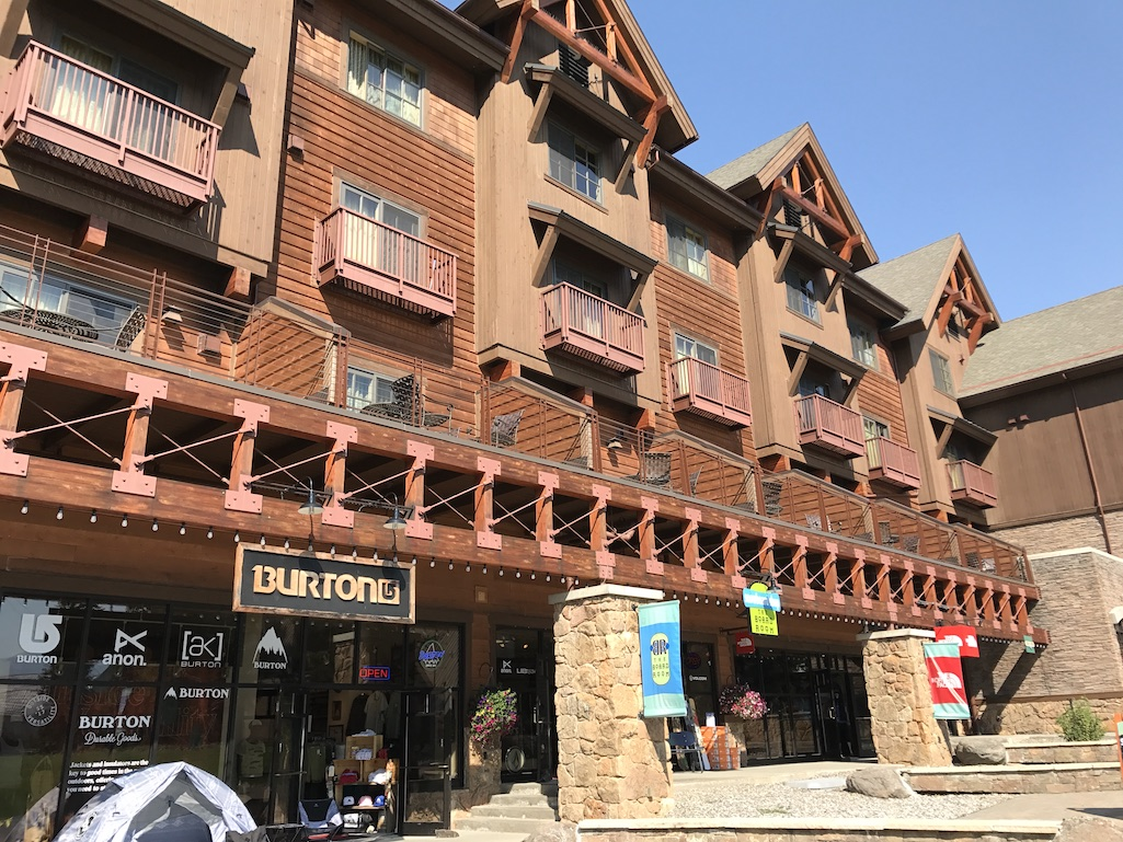 Big Sky Resort Shops and Lodging