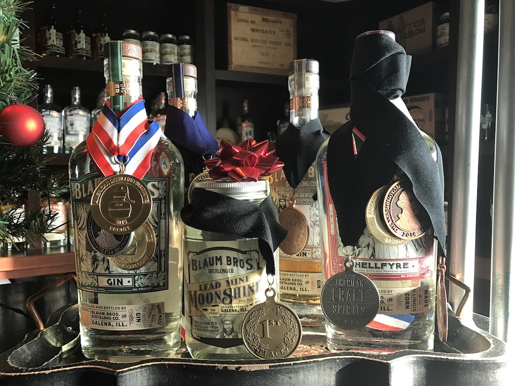 Blaum Brothers Distillery Galena Illinois