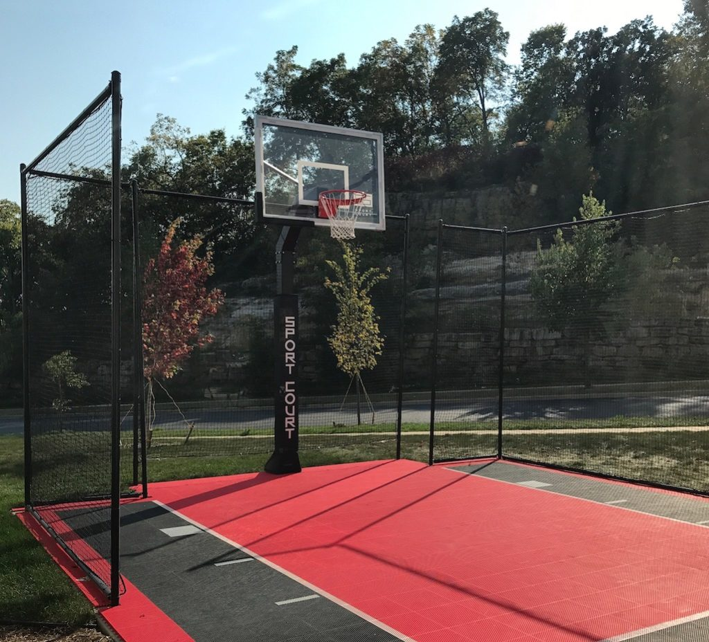 Staybridge Suites Basketball Court Madison WI