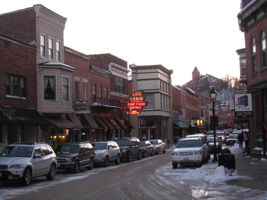 Main Street Galena, Illinois