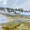 Winter Adventures In Unbelievably Beautiful Yellowstone Country