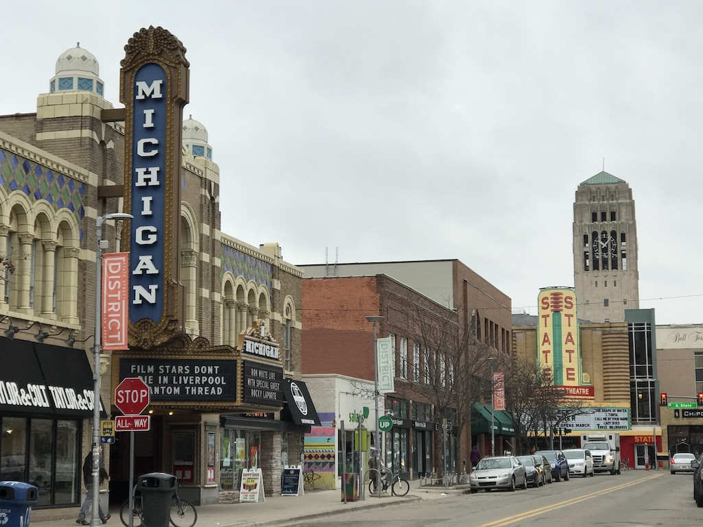 Food Places In Downtown Ann Arbor