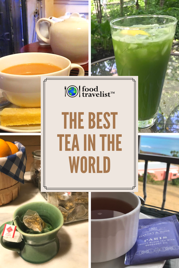 The best teas 66